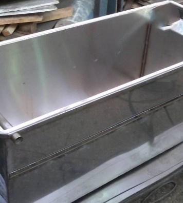 1 700 литров ( нержавейка) фото